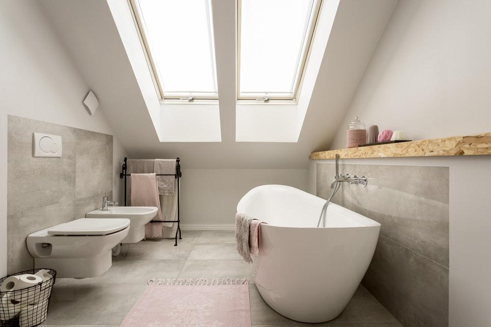 Onwijs Douche en bad in een kleine badkamer - Spaansinterieurbouw AJ-78