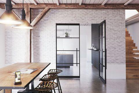 Taatsdeuren: geef je woonkamer een prachtige uitstraling