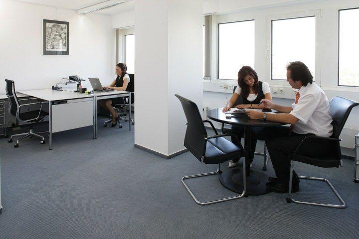 Nieuwe kantoorruimte