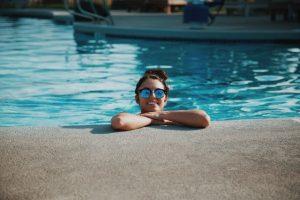 Informatie plaatsen zwembad in tuin