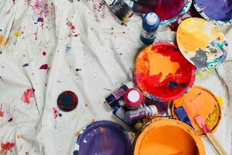 Zo kies je de juiste kleur verf voor jouw interieur