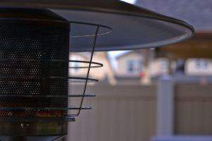 Heatsail Dome terrasverwarmer is de oplossing voor koude momenten